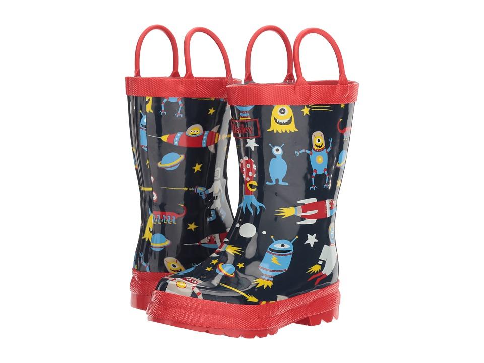 Hatley Kids - Space Aliens Rain Boots