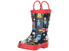 Hatley Kids - Space Aliens Rain Boots (Toddler/Little Kid)
