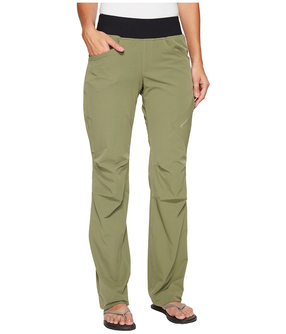 Stonewear Designs Dynamic Pants (Cargo Green) Women