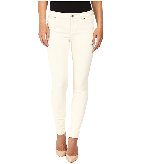 Liverpool Aiden Skinny Jeans in Birch White