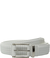 Stacy Adams - Fidello 35mm Diamond Embossed Belt