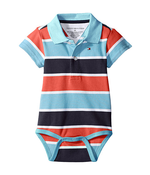 Tommy Hilfiger Kids Shaun Bodysuit (Infant)