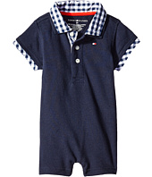 Tommy Hilfiger Kids - Baxter Romper (Infant)