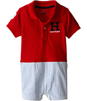 Tommy Hilfiger Kids - Matt Romper (Infant)