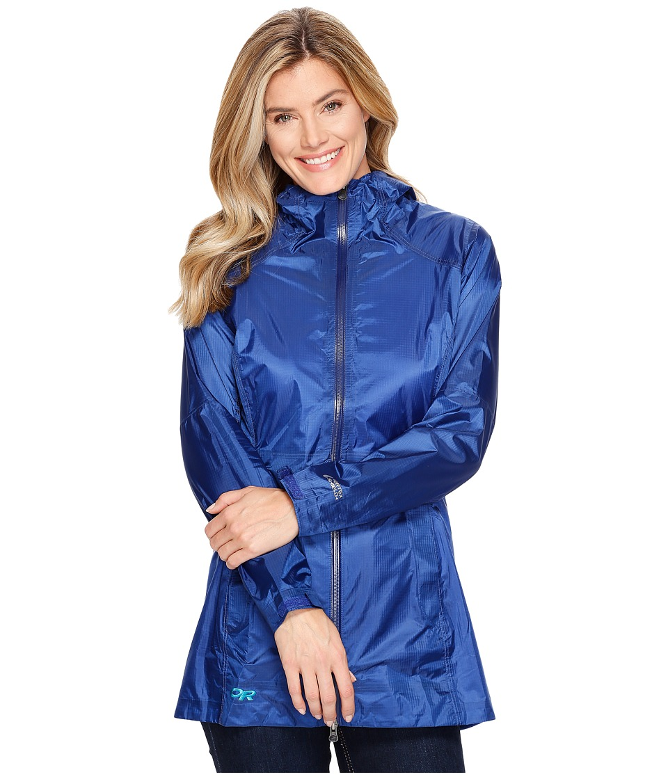 Outdoor Research Helium Traveler Jacket (Baltic) Women