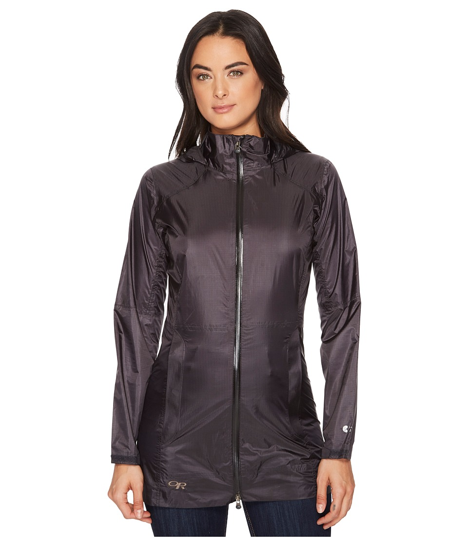 Outdoor Research Helium Traveler Jacket (Pewter) Women