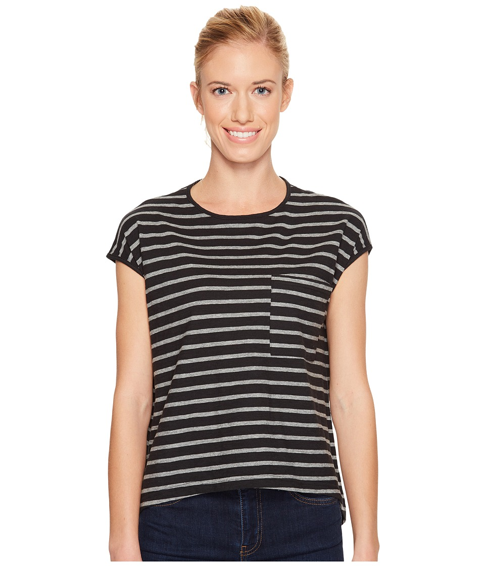 Outdoor Research Camila Short Sleeve Tee (Black/Pewter) Women