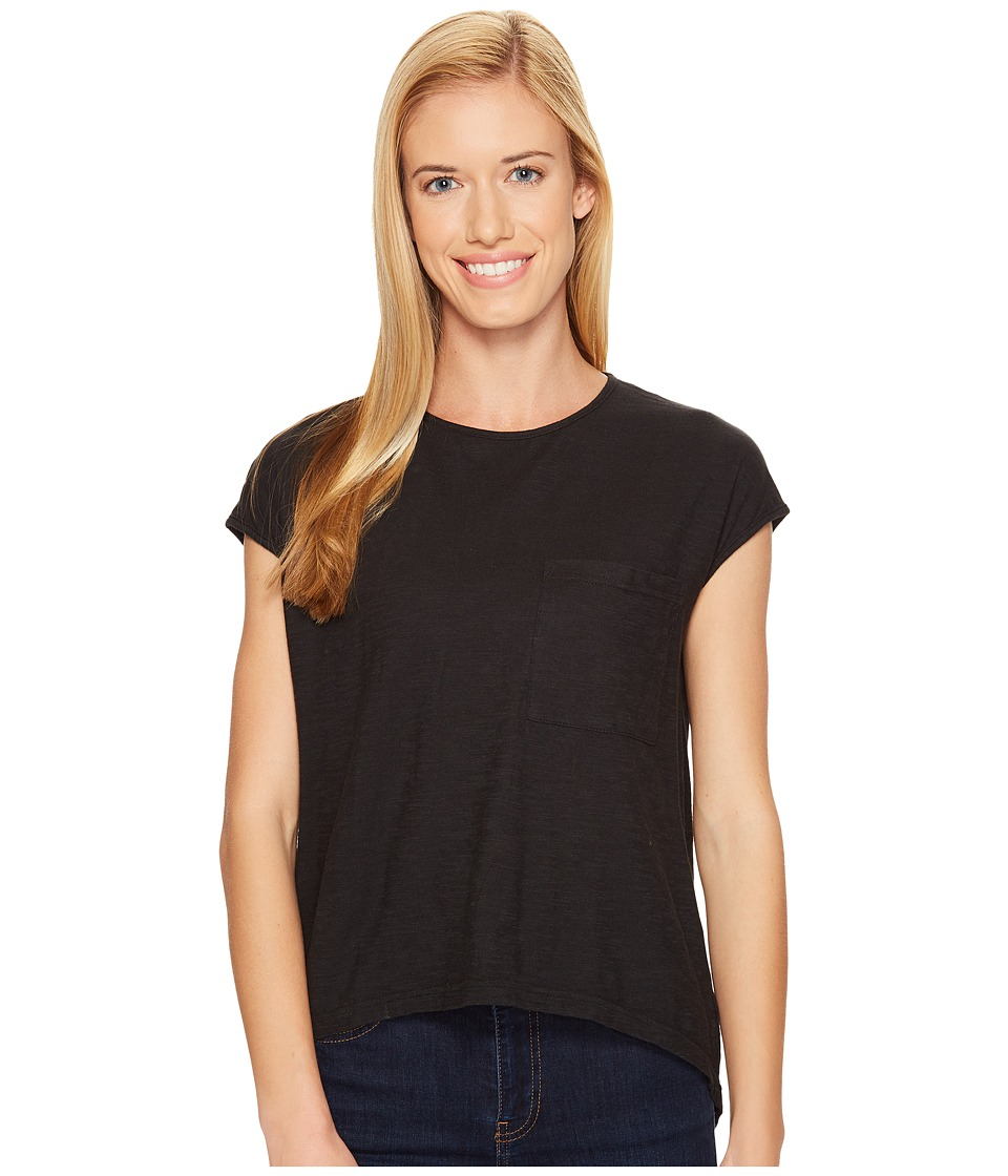 Outdoor Research Camila Short Sleeve Tee (Black) Women