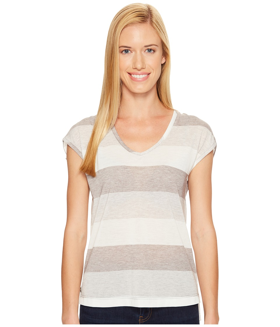 Outdoor Research Isabel Short Sleeve Tee (Pewter) Women