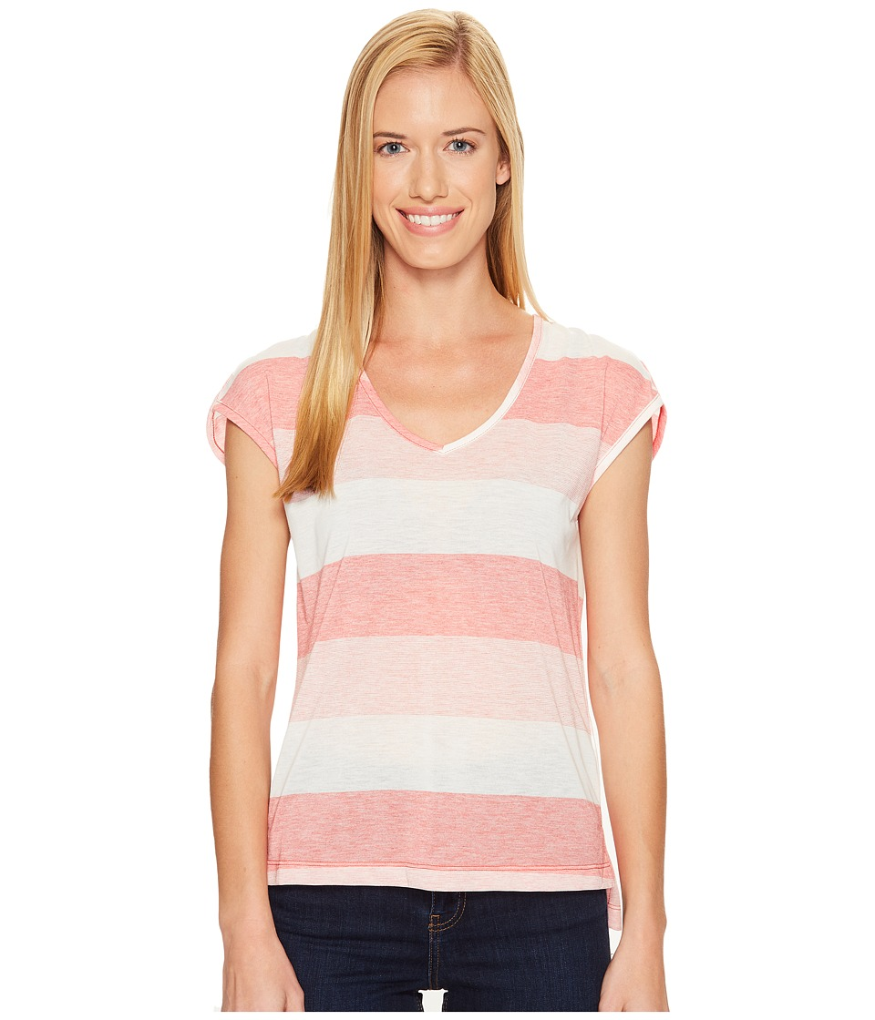 Outdoor Research Isabel Short Sleeve Tee (Flame) Women