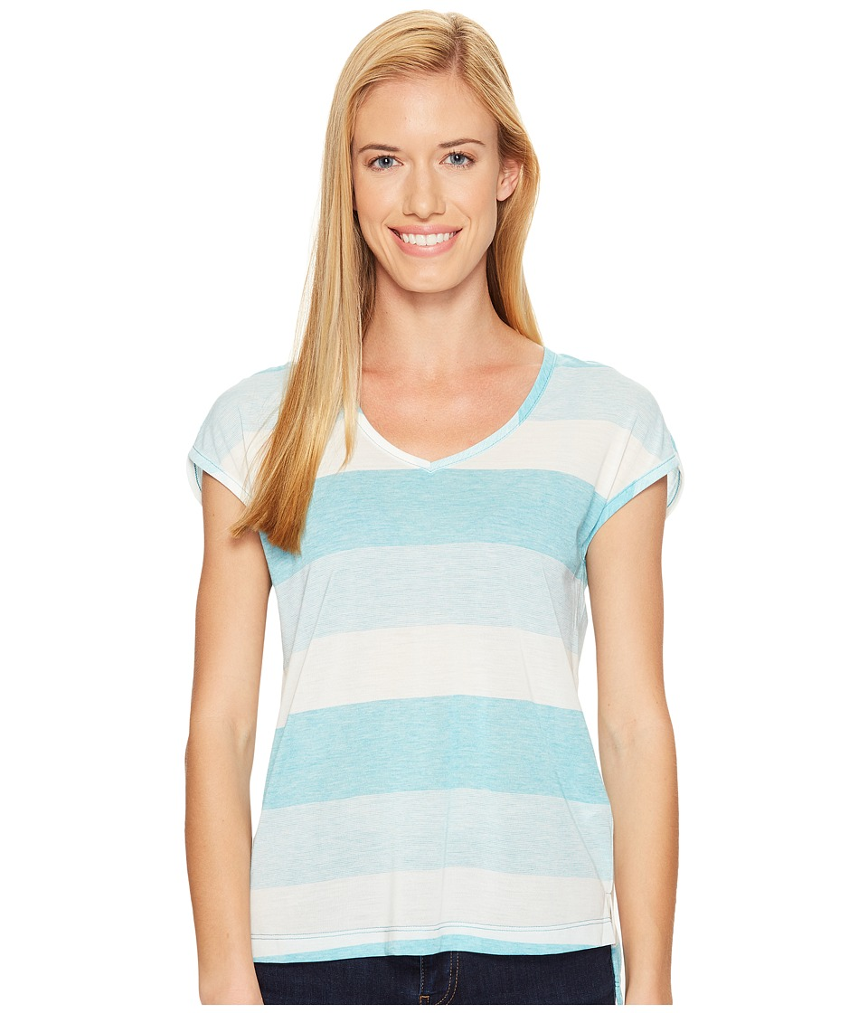 Outdoor Research Isabel Short Sleeve Tee (Typhoon) Women