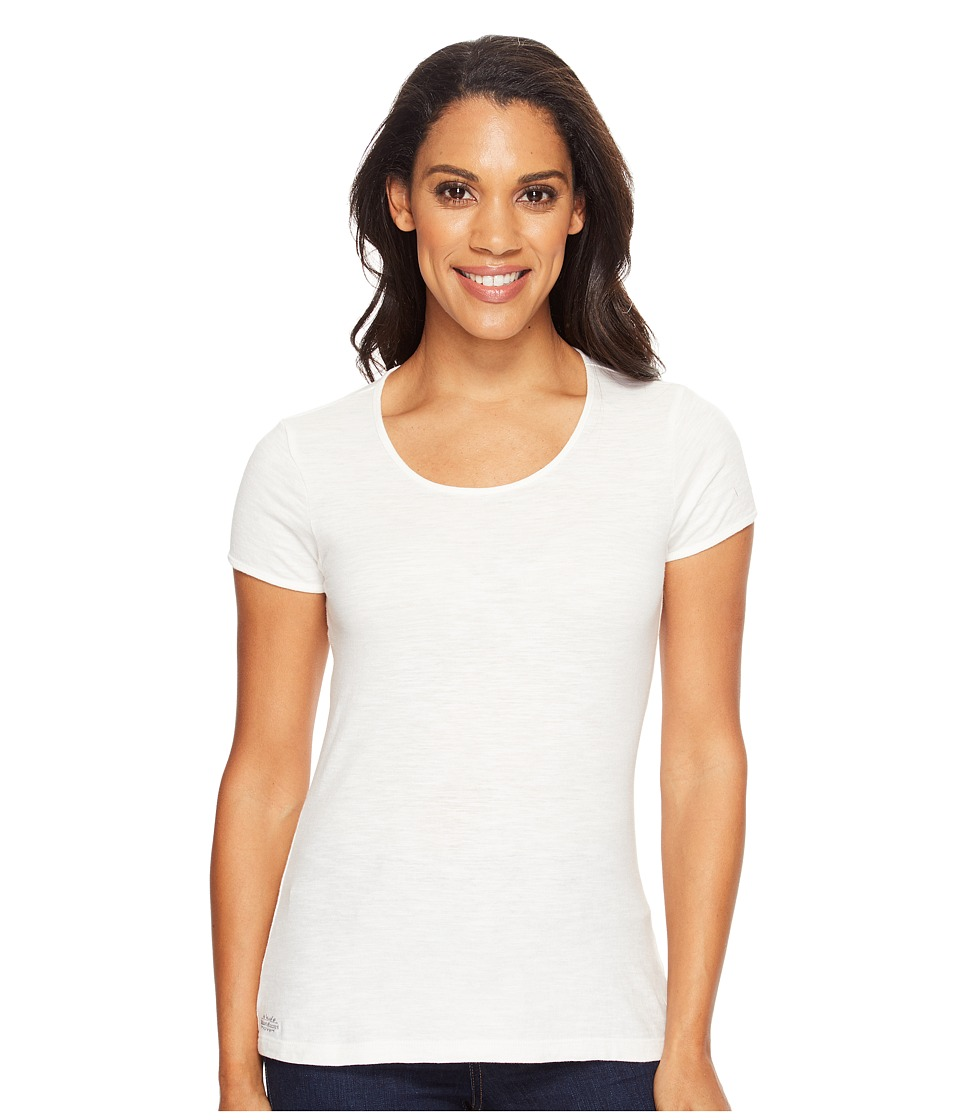 Outdoor Research Camila Basic Short Sleeve Tee (White) Women