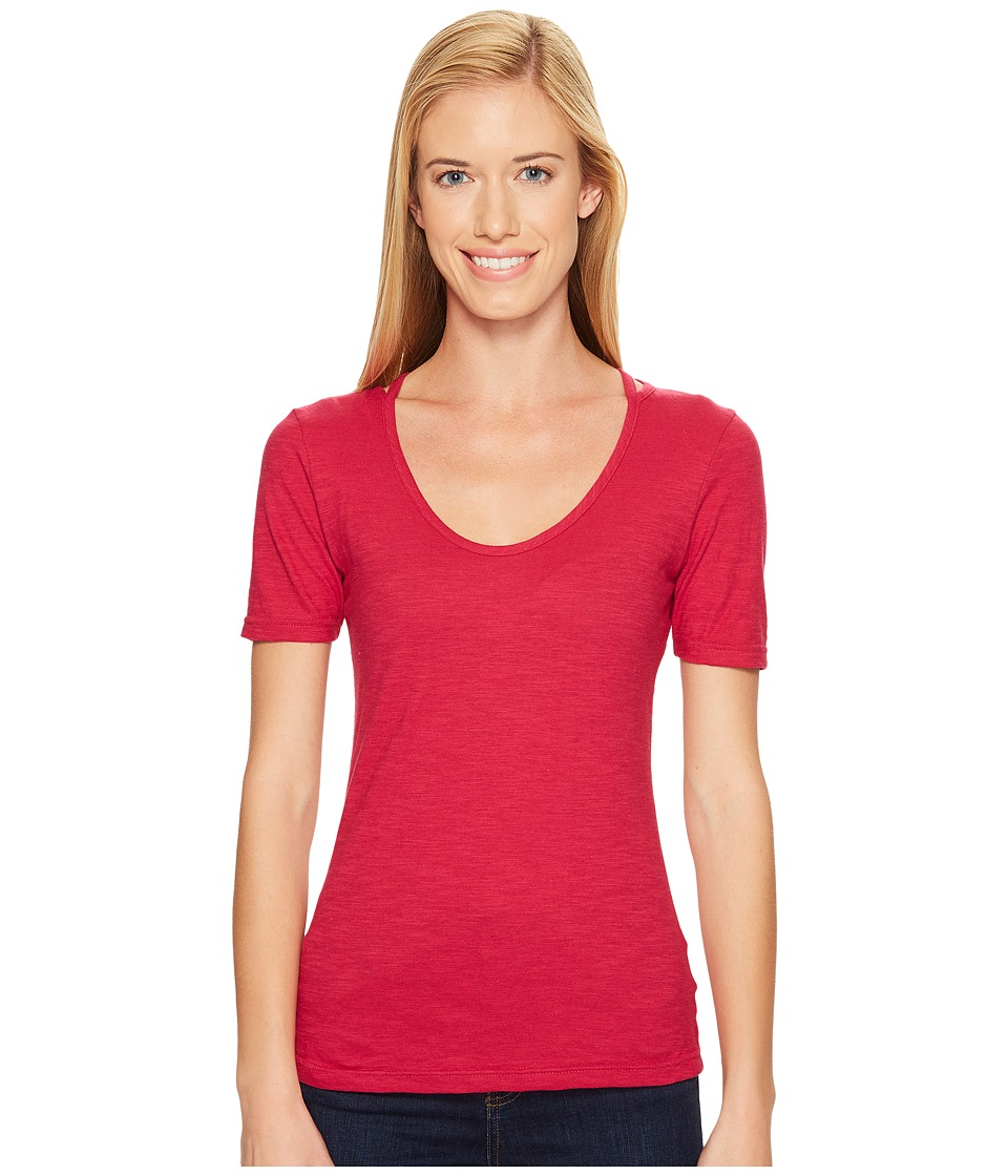 Outdoor Research Camila High-Low Tee (Sangria) Women