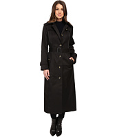 London Fog - Belted Single Breasted Trench Coat