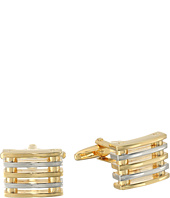 Stacy Adams - Cuff Link Square with Two-Tone Bars