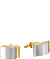 Stacy Adams - Cuff Link Rounded Rectangle Two-Tone