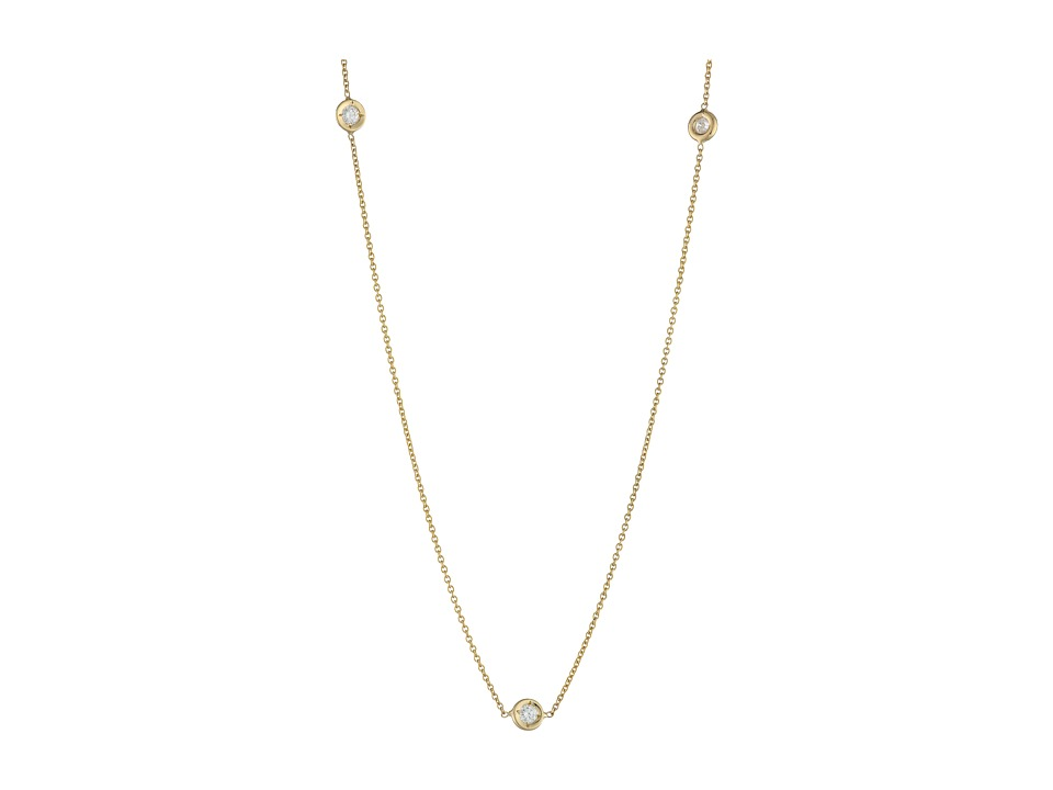 Roberto Coin - 5 Station Diamonds Necklace