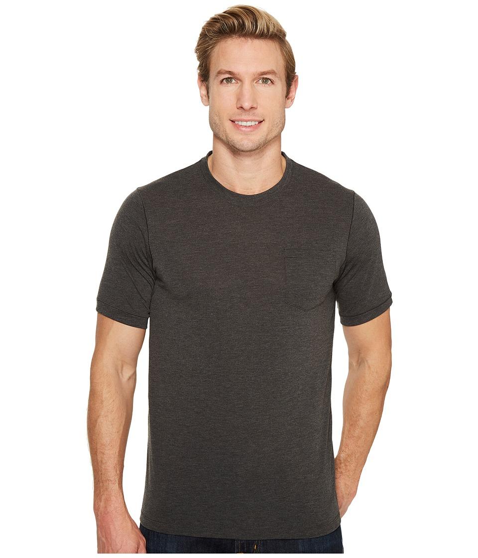 Outdoor Research Sandbar Short Sleeve Tee (Charcoal) Men