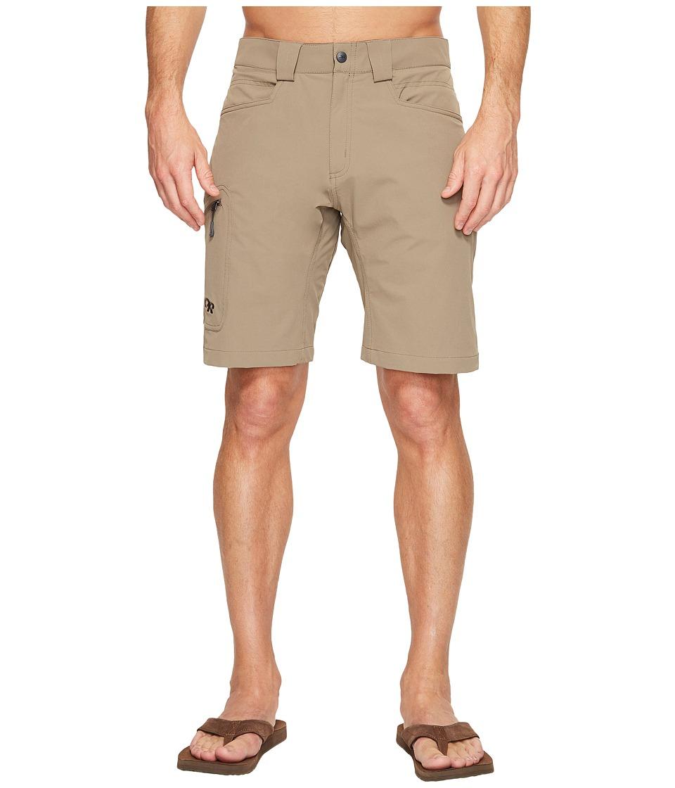 Outdoor Research Voodoo Shorts (Walnut) Men