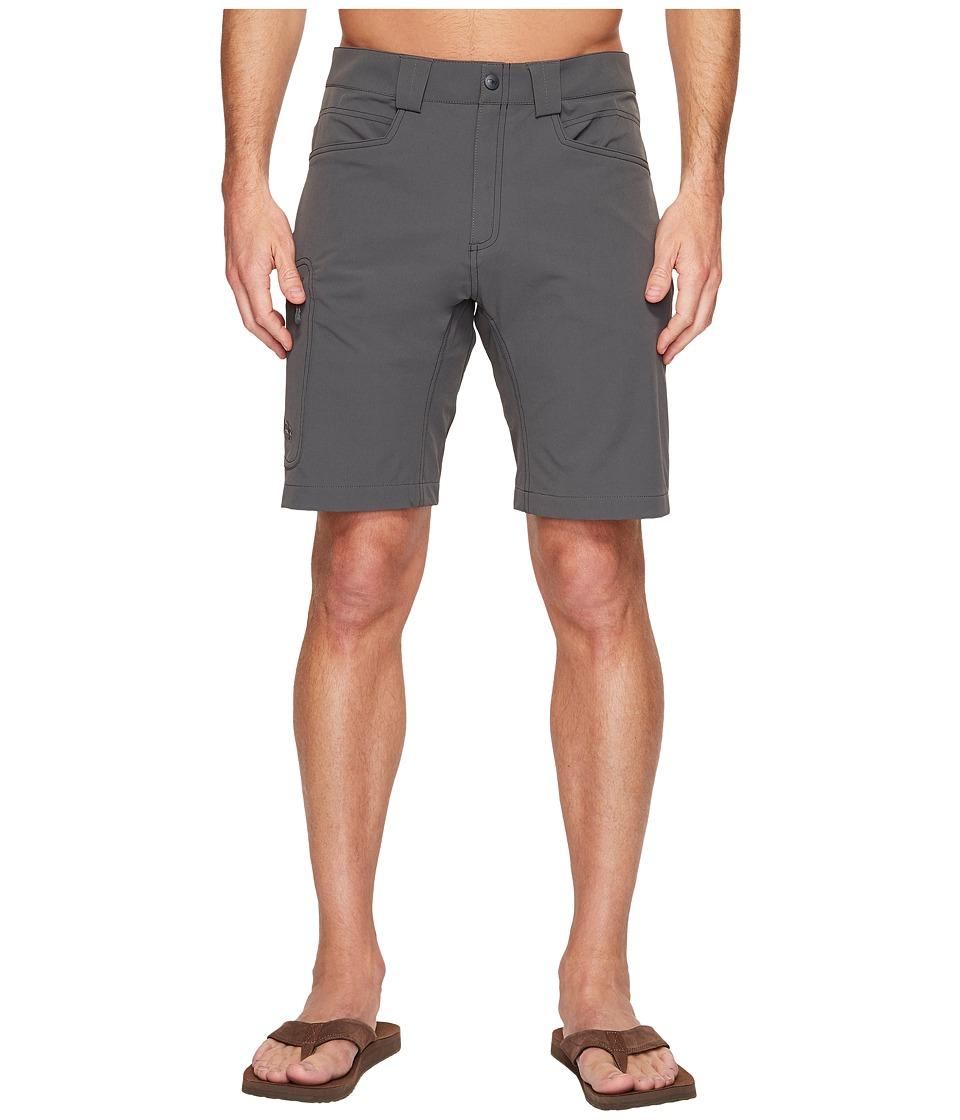 Outdoor Research Voodoo Shorts (Charcoal) Men