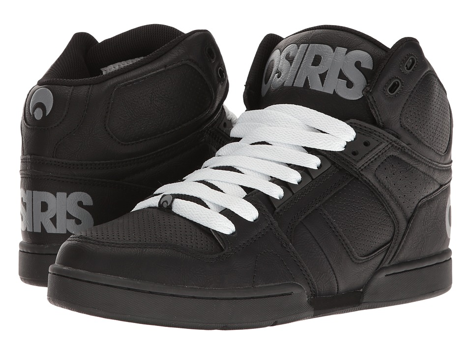 Osiris NYC83 (Black/Grey/White) Men