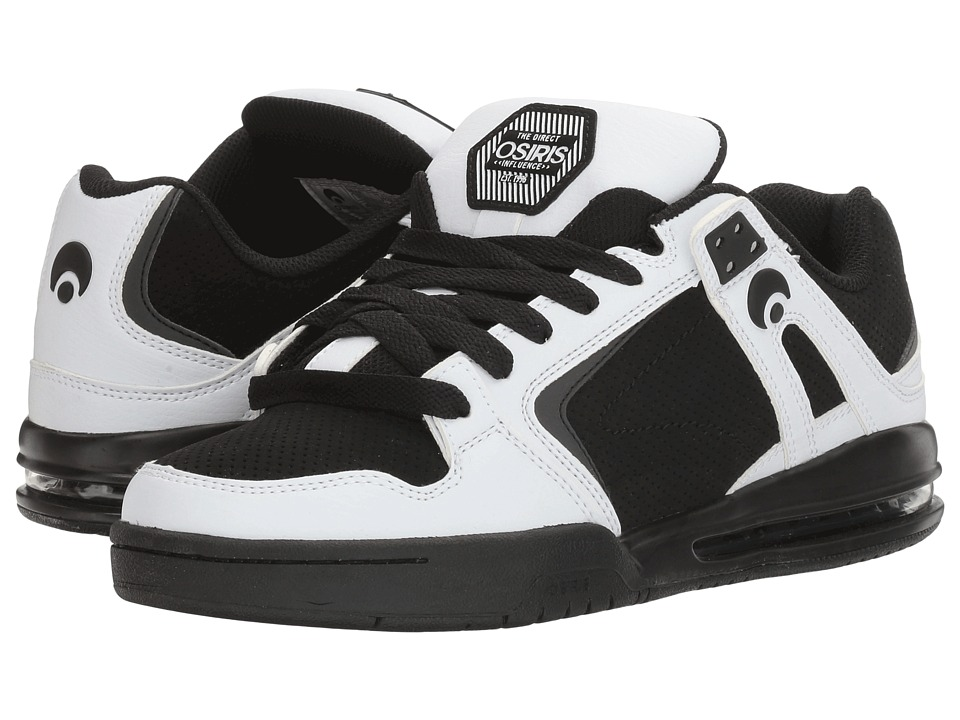 Osiris PXL (White/Black/White) Men