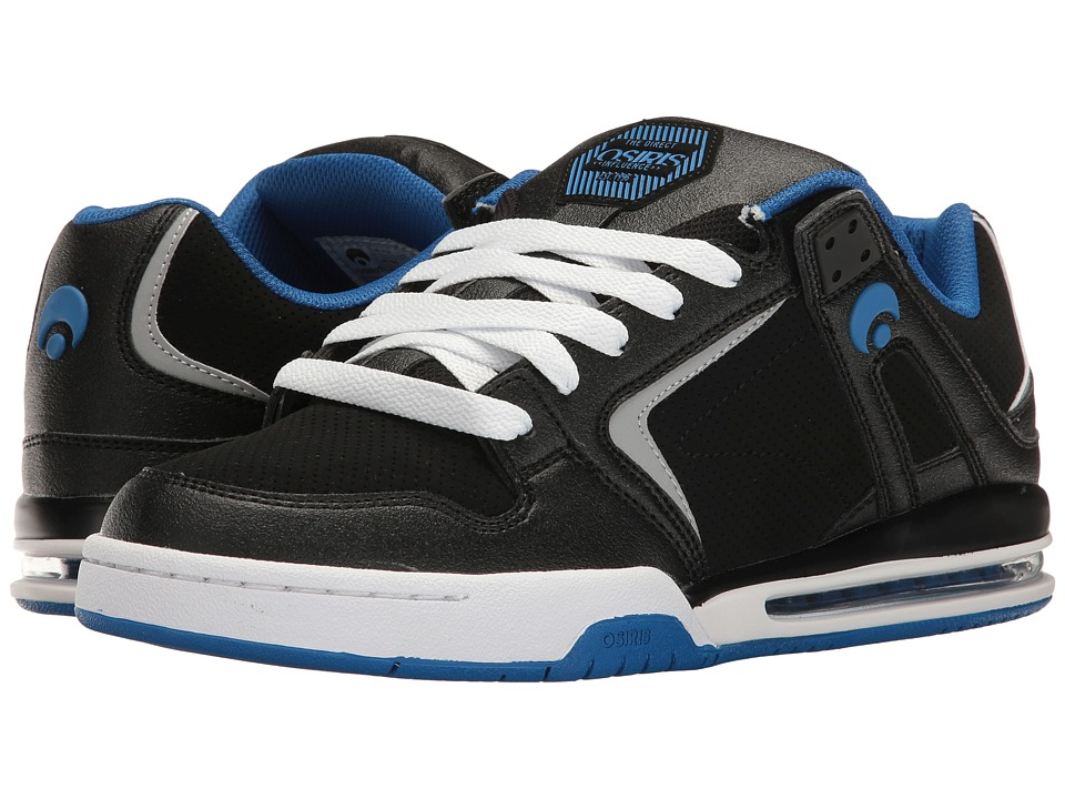 Osiris PXL (Black/Royal/White) Men