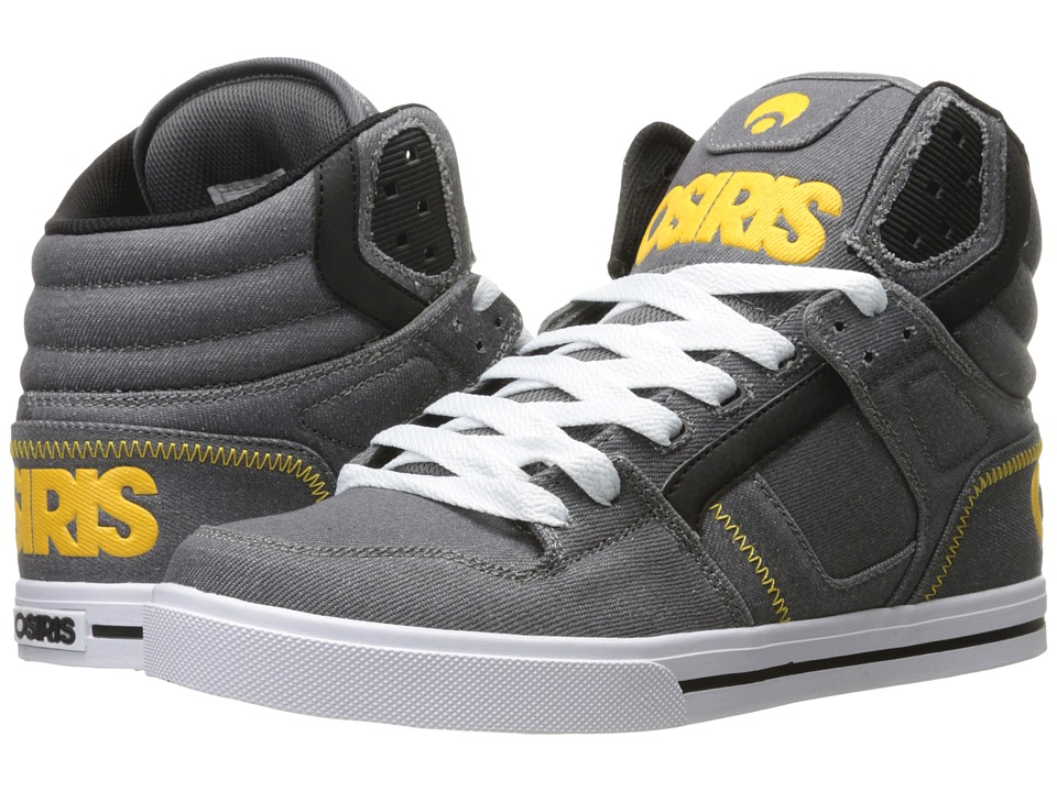 Osiris Clone (Grey/Yellow/White) Men