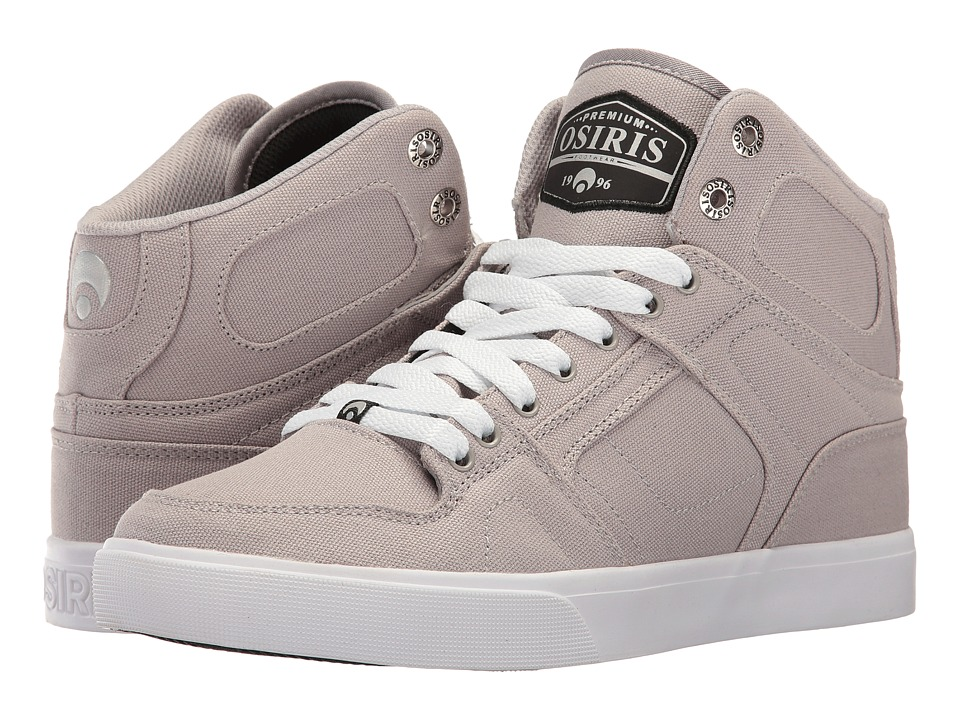 Osiris NYC83 VLC DCN (Grey/White/Silver) Men