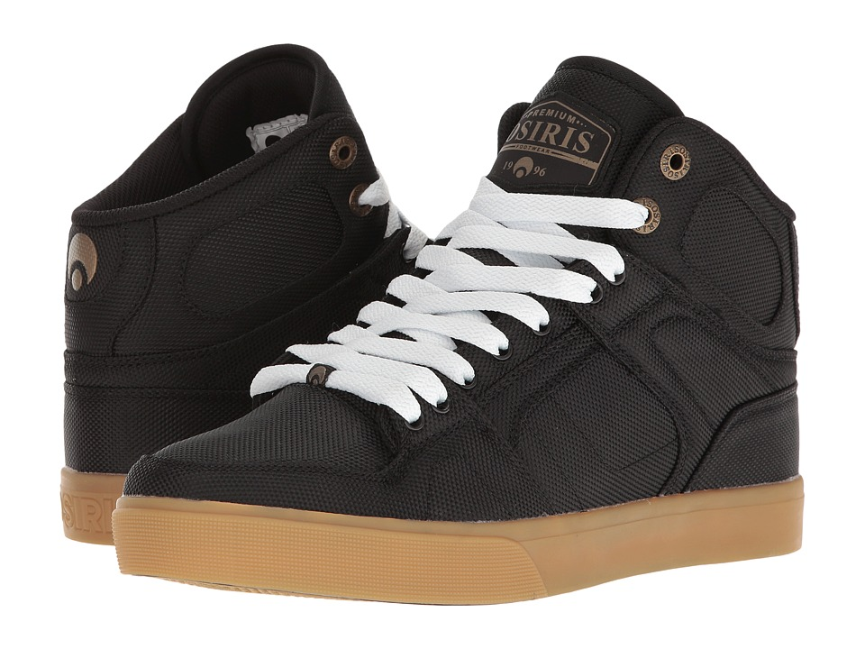Osiris NYC83 VLC DCN (Black/Black/Copper) Men