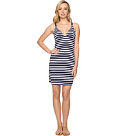 Tommy Bahama - Breton Stripe Double Strap Swim Dress Cover-Up