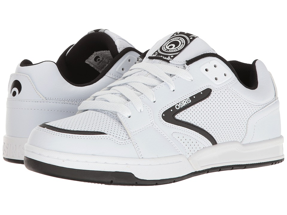 Osiris Idem (White/Black/White) Men