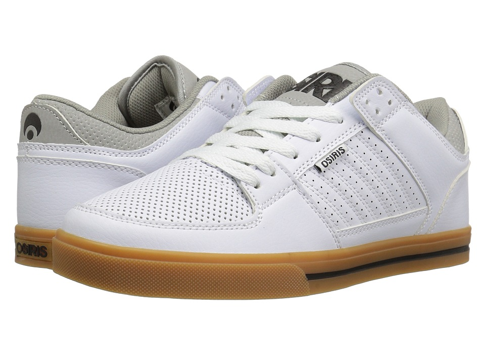 Osiris Protocol (White/Grey/Gum) Men