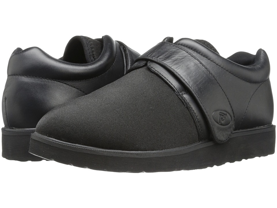 Propet - PedWalker 3 Medicare/HCPCS Code = A5500 Diabetic Shoe (Black) Mens Shoes