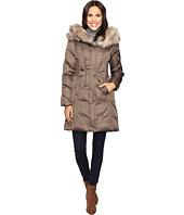 Via Spiga - Faux Fur Trimmed Hood Winter Coat