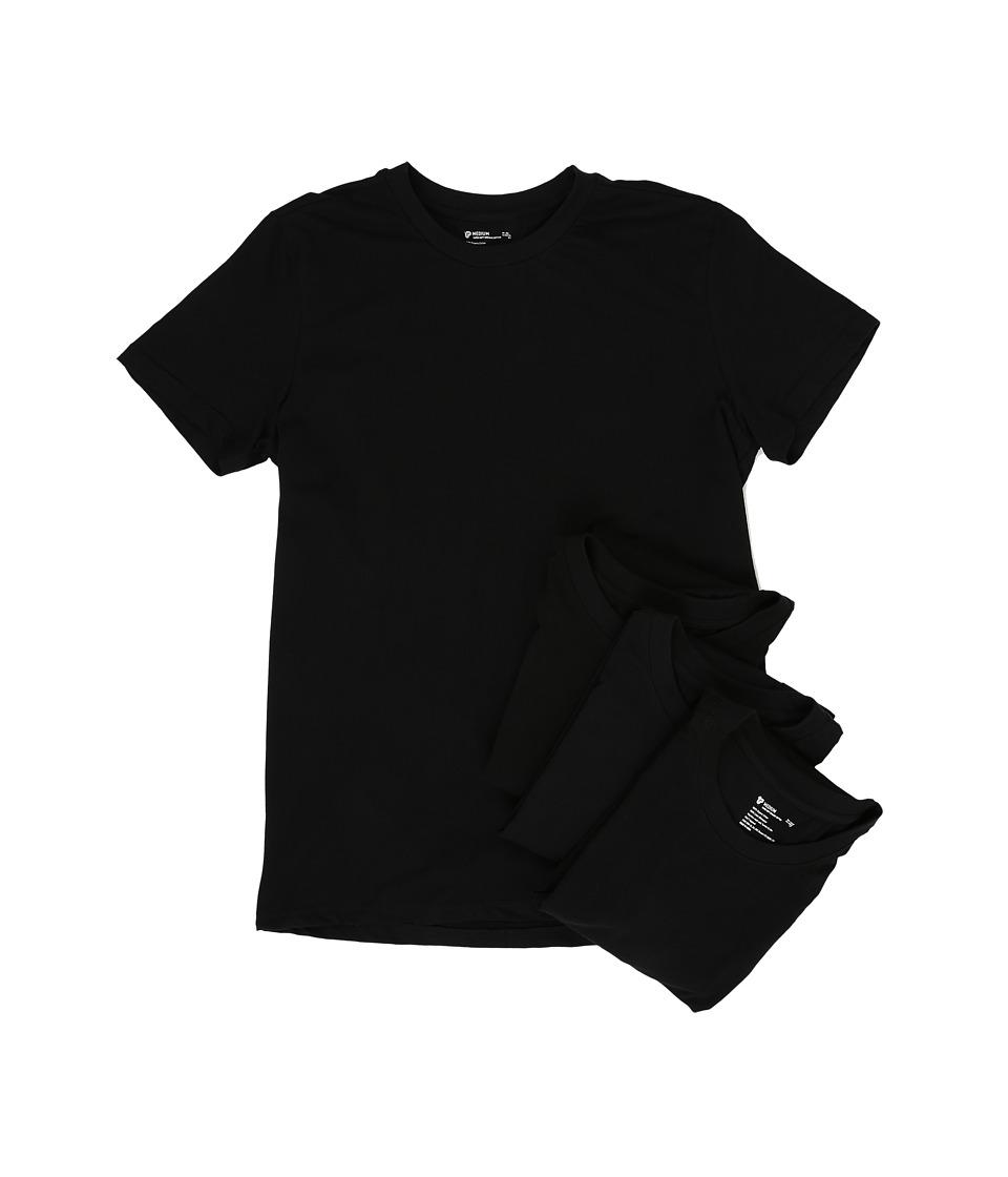PACT - Organic Cotton Undershirt 4-Pack