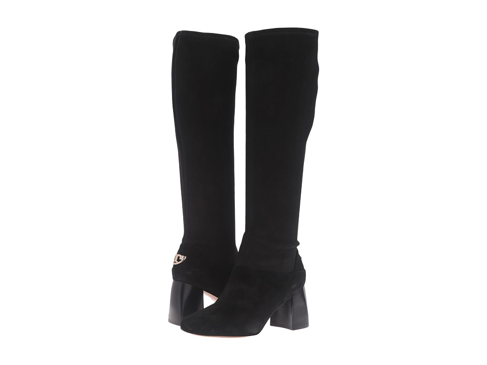Tory Burch Sidney 70mm Boot (Black) Women