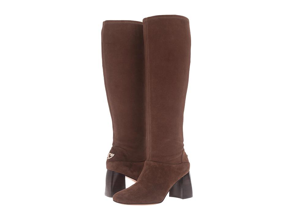Tory Burch Sidney 70mm Boot (Sage Brown) Women
