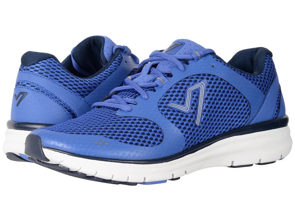 Vionic Ngage 1 (Cobalt Blue/Navy Blue) Men's Walking Shoes