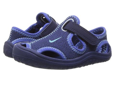 Nike Kids Sunray Protect (Infant/Toddler) - Binary Blue/Still Blue/Comet Blue
