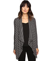 B Collection by Bobeau - Simone Rib Knit Cardi