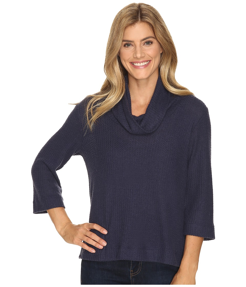 B Collection by Bobeau B Collection by Bobeau - Analia Waffle Knit Top
