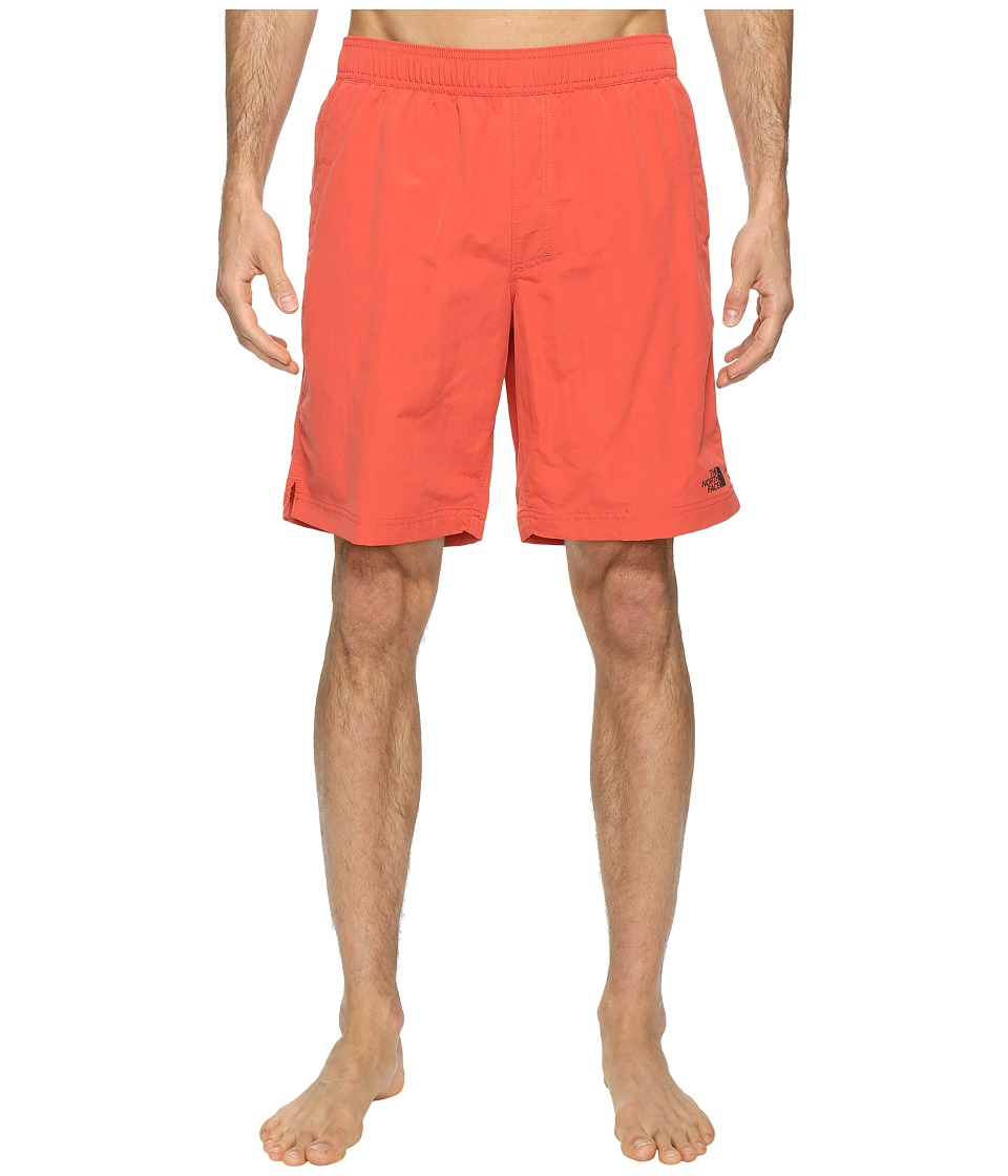 The North Face Class V Pull-On Trunk Long (Sunbaked Red (Prior Season)) Men