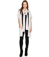 B Collection by Bobeau - Romy Scarf Cardi
