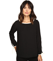 B Collection by Bobeau - Denver Cold Shoulder Top