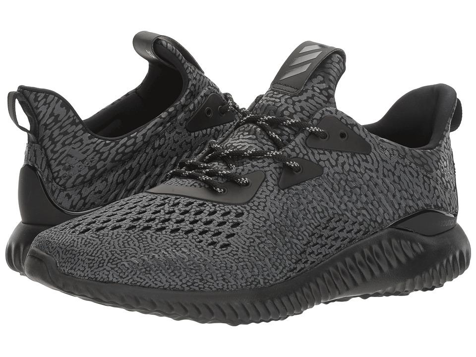 adidas Running Alphabounce EM (Core Black/Utility Black/White) Men