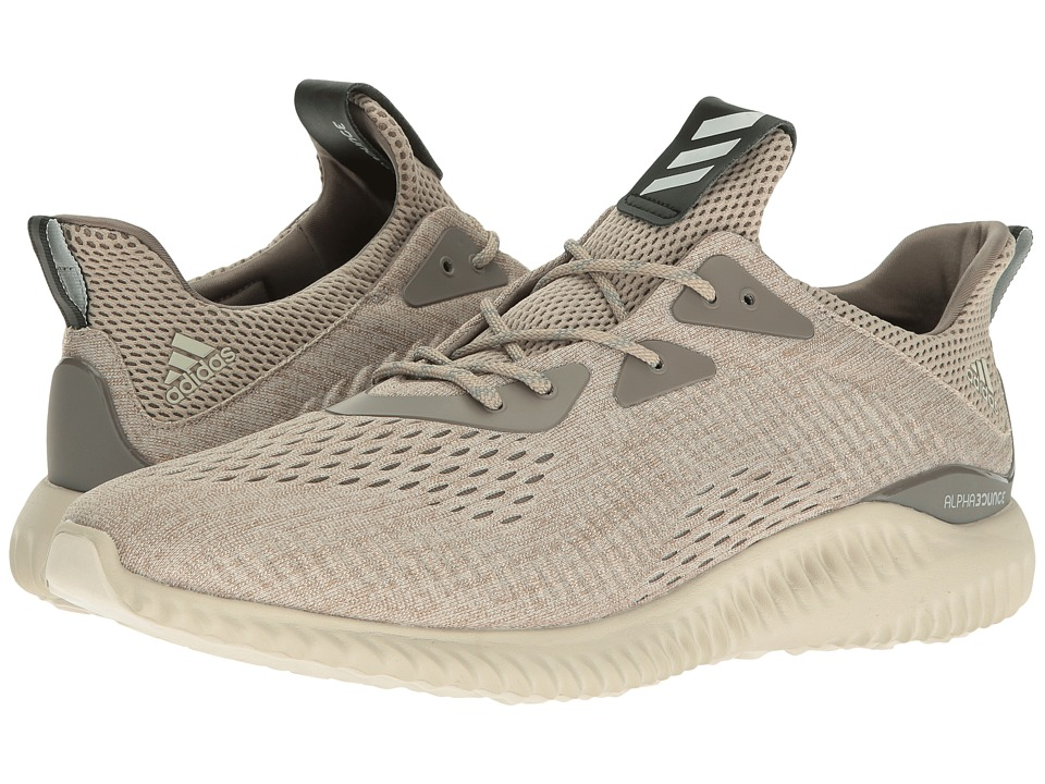 Image of adidas Running - Alphabounce EM (Tech Earth/Clear Brown/Crystal White) Men's Running Shoes