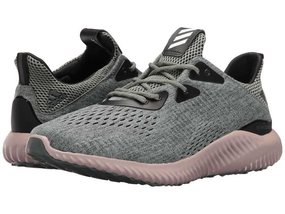 adidas Running Alphabounce EM (Utility Ivy/Trace Green/Vapour Grey) Men