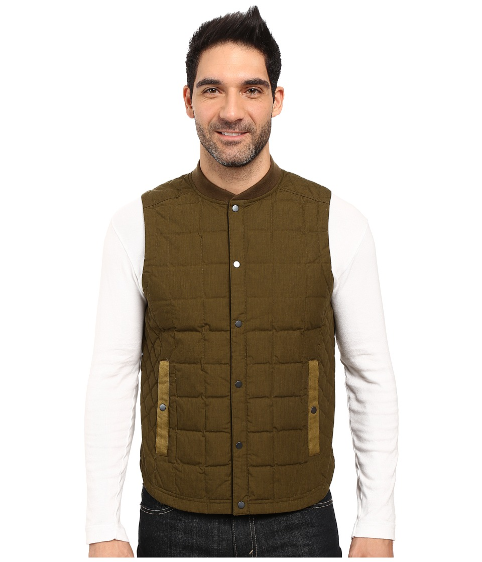 NAU Utility Down Vest (Frond) Men