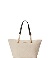 Calvin Klein - Florence Dressy Quilted Nylon Tote